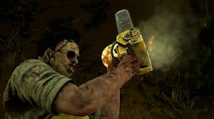 spirit halloween chainsaw rev your chainsaws the texas chainsaw massacre u0027s leatherface