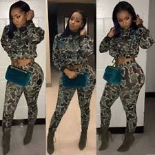 camouflage jumpsuit womens camouflage s jumpsuits ebay