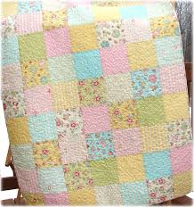 Girls Patchwork Bedding by 48 Best Baby Quilt Images On Pinterest Baby Quilts