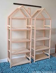 diy house frame bookshelf plans remodelaholic bloglovin u0027