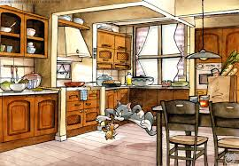 Kitchen By Design by Kitchen Cartoon Background Cartoon Kitchen By Catalista On