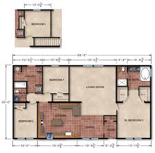 Clayton Mobile Home Floor Plans And Prices Modular Home Floor Plan T H Ranches Bainbridge G Someday