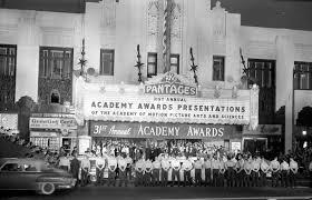 31e cérémonie des Oscars