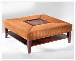 square storage ottoman with tray square storage ottoman with tray home design ideas