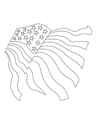 Drawing Usa Flag For Independence Day Event Coloring Pages Color Coloring Pages Usa