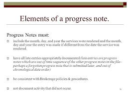 case management and progress notes ppt video online download