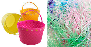 easter basket grass cheap easter basket ideas stuffers for 2018