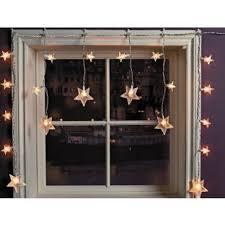 indoor christmas window lights star window christmas decoration lights for 12 99 at argos co uk