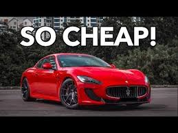 canap cars top 10 cheap cars that will you look rich