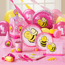 party supplies sweet as can bee 1st birthday party supplies