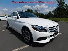mercedes flemington pre owned 2017 mercedes c class c 300 sedan in flemington
