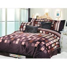 Rust Comforter Set Faux Fur King Comforter Set