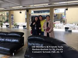 A HUGE SOFA REDISTRIBUTED TO A SECONDARY SCHOOL IN HK YESTERDAY - Save my sofa