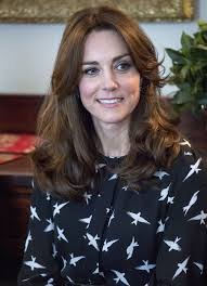 the evolution of kate middleton u0027s bangs glamour