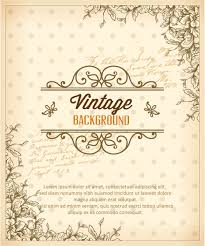 elegant vintage background set 04 u2013 over millions vectors stock