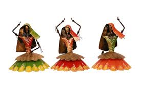 rajasthani figurines set by cocovey cocovey homes