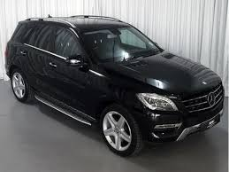 mercedes black car used mercedes ml cars for sale on auto trader