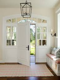 frame gallery in the entryway cute ideas doors and entry floor