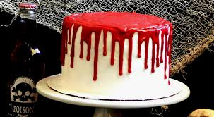 Halloween Cake Flavors by Bloody Cake How To Make A Bloody Halloween Cake