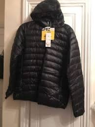 uniqlo ultra light down vest new with tags hooded men s uniqlo ultra light down jacket size m ebay