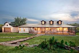 ranch homes designs floor plan hill country house plans with limestone materials for