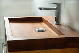 cool kitchen wood sinks inspiration ideas bathroom home