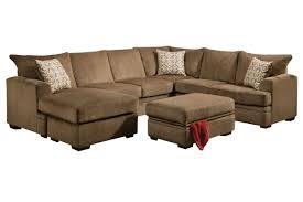 Sectional Living Room Sets Sale by Fillmore Chenille Sectional
