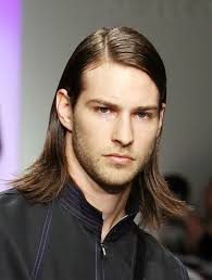 mens over the ear hairstyles mens long hair ponytail google search men s long hair