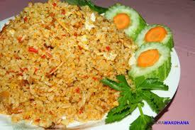 cara membuat nasi goreng untuk satu porsi seru dan kenyang di lomba memasak nasi goreng ri70 oleh hendra