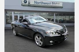 used lexus is 250 convertible used lexus is 250 c for sale in baltimore md edmunds