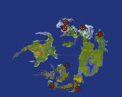 Final Fantasy 2 World Map by Chocobo Forest Final Fantasy Viii Final Fantasy Wiki Fandom