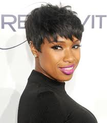 inspiring short haircuts with messy crown african american in 40 u0027s