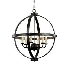 Home Depot Bronze Chandelier Bel Air Lighting Hanging Lights Lighting U0026 Ceiling Fans The