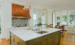 green kitchen islands multifunctional kitchen islands with sink rilane