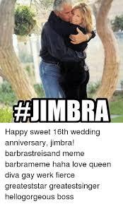 Wedding Anniversary Meme - ritities happy sweet 16th wedding anniversary jimbra
