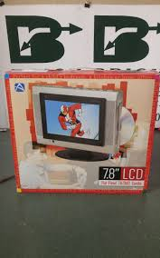 Undercounter Flat Screen Tv by Lcd Tv Dvd Combo Ebay