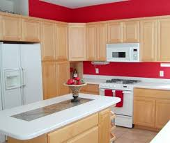 best guides to pick paint colors for kitchens with maple cabinets