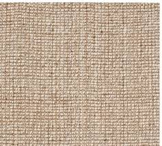 Large Jute Area Rugs Chunky Wool U0026 Jute Rug Natural Pottery Barn