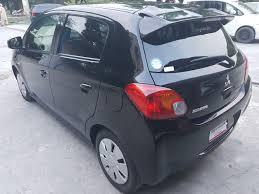 mitsubishi mirage 2015 black mycar pk