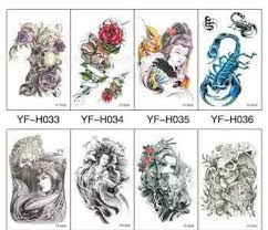 tattoo decal paper buy water transfer tattoo decal paper customized 8 5 x11 50 sheets