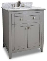 van102 x t grey chatham shaker vanity with top and bowl in grey