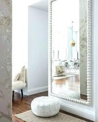 full length mirror with light bulbs full size mirror silver wood full length floor mirror full length