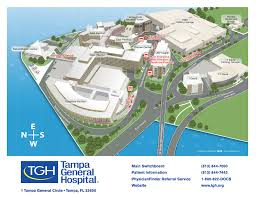 Student Map Login Campus Map Tampa General Hospital