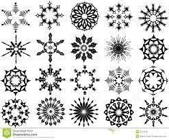 abstract vector ornaments royalty free stock photos image 2734578