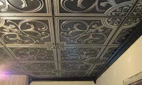 Faux Tin Kitchen Backsplash Ceiling Faux Tin Ceiling Tiles Cheap Tin Ceiling Tiles Fearsome