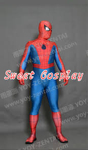 halloween spiderman costume compare prices on quality spandex spiderman costume online