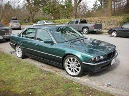 1992 bmw 7 series 1995 bmw 7 series information and photos zombiedrive