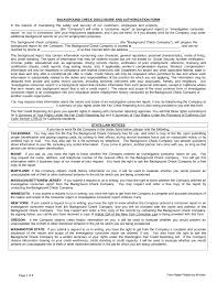 best background check form contemporary resume examples for