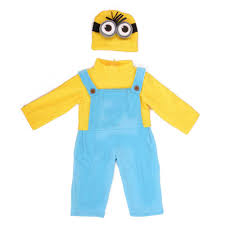 online shop minion toddler kids costume despicable me 3 the