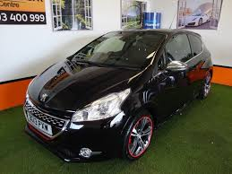 perso car used peugeot 208 gti for sale motors co uk